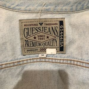 Guess Jackets & Coats - Vintage Guess Denim Jacket